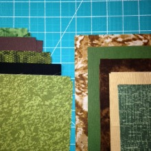 Cut Fat Quarters