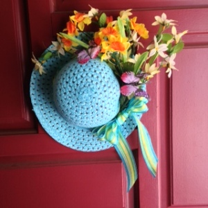 Bonnet Wreath