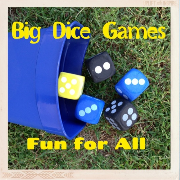Large Dice Games