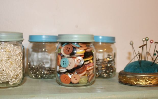 Organized with Jars